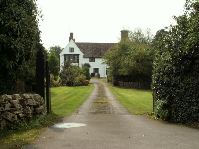 Porters Hall Stebbing Essex